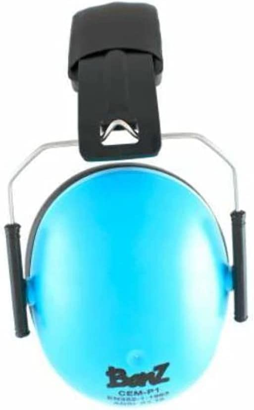 Children's Earmuffs (Blue) - 2 - 10 Years