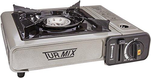 TURMIX Estufa de Gas Portátil EPP-1
