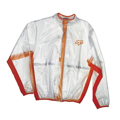 Fox Racing 10033-009-006 Jacket, Adultos Unisex, Orange, XL