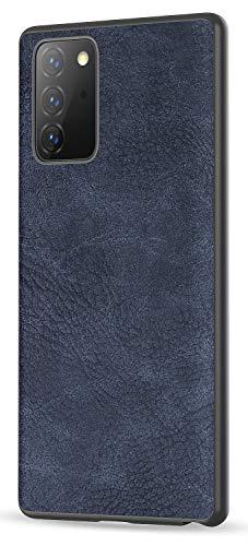 SALAWAT Samsung Galaxy Note 20 Case, Slim PU Leather Vintage