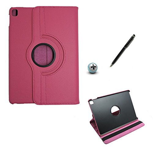 Capa Case para iPad Pro 10,5 Giratória 360/Caneta Touch (Rosa)