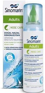 Sinomarin Adults Nasal Decongestant Spray 125 ml