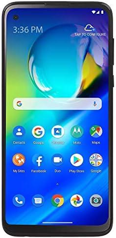 Total Wireless Motorola Moto G Power 4G LTE Prepaid Smartphone Locked Black 64GB Sim Card Included product image