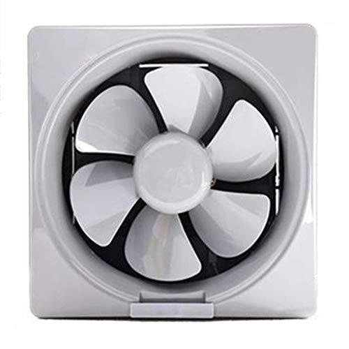 Sgfccyl ventilator, geluidsarm, voor huishouden, afzuigkap, ramen, ventilator, 10 inch ventilator, keuken, badkamer
