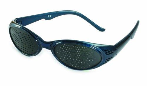Gafas estenopeicas 415-KBB - bifocales Red - azul - Incl. Accesorio