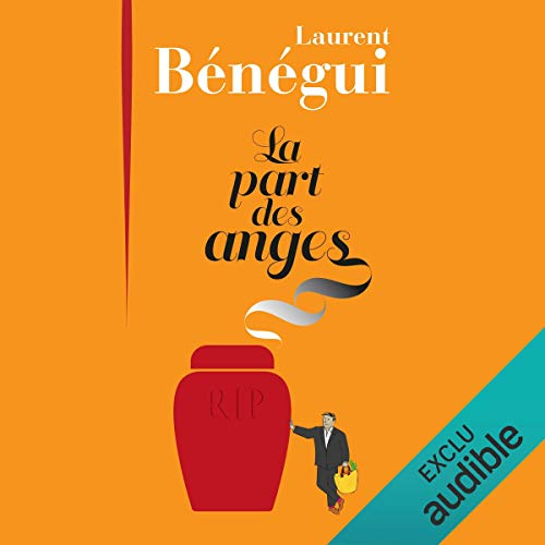 Couverture de La part des anges