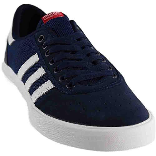 adidas Men's Lucas Premiere Adv Navy Skate Shoe #BB8541 (8)