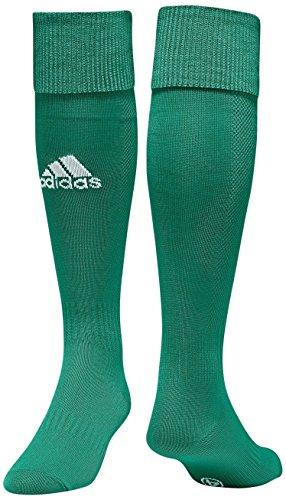 Adidas Milano Fußball Herren Socken,Tw_Gre/Wht, Gr. 38-40 (Herstellergröße: 2)