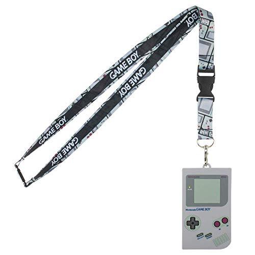 Gameboy Lanyard Nintendo Gameboy Accessory