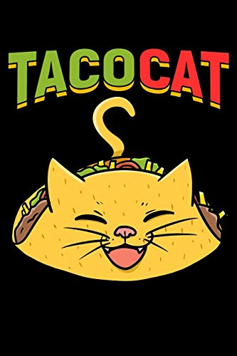 Tacocat: Cinco De Mayo Notebook to Write in, 6x9, Lined, 120 Pages Journal