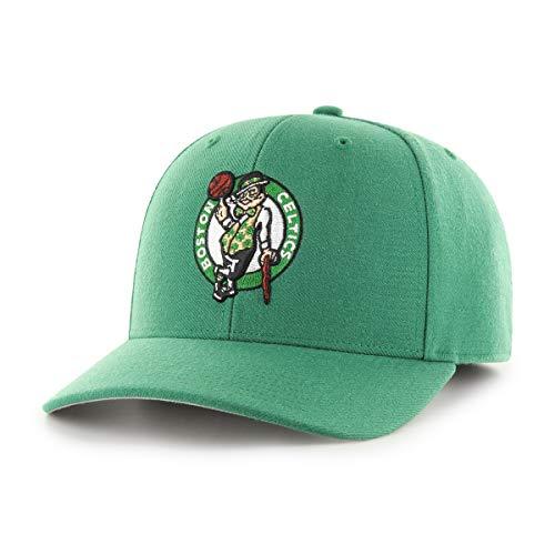 OTS NBA Boston Celtics Men's All-Star DP Adjustable Hat, Team Color, One Size