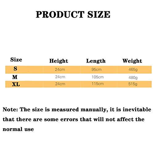 LSRRYD Premium Back Support Belt For Men Dual Adjustable Straps Lower Back Belt Brace Fit Prevention Spine Injury And Improves Posture (Color : Men, Size : L)
