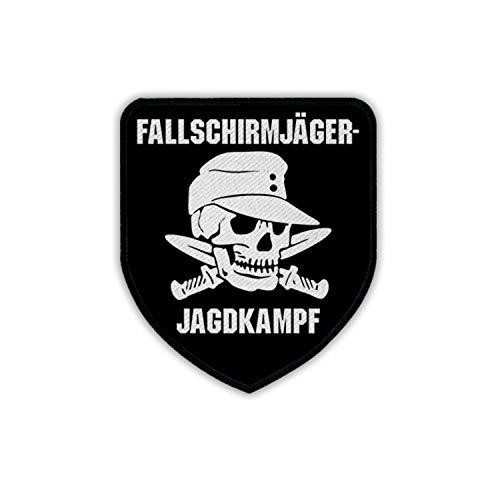 Copytec Patch Aufnäher Fallschirmjäger Jagdkampf Kompanie Bundeswehr Abzeichen #20051