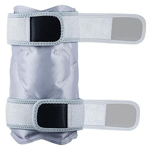 Almohadillas de compresión para rodillas calientes y frías, reutilizables, gel frío en caliente para hombros bajos, alivio rápido de dolor para hinchazón, lesiones deportivas, bursitis, artritis, etc.