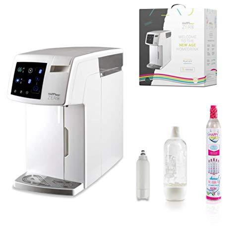 Wasserspender mit Filter, Kühlung und Sprudelfunktion für Zuhause und Büro * optional mit Festwasseranschluss