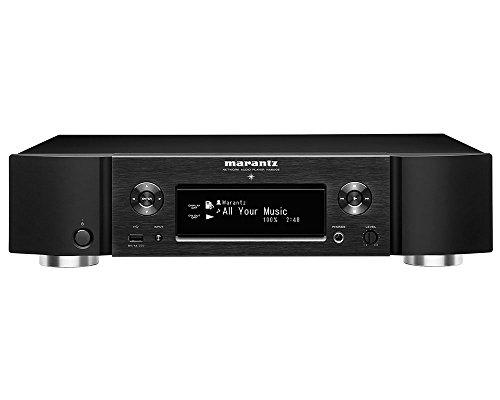 Marantz NA6005 - Reproductor de música en red (WiFi, Bluetooth, 35 W), negro