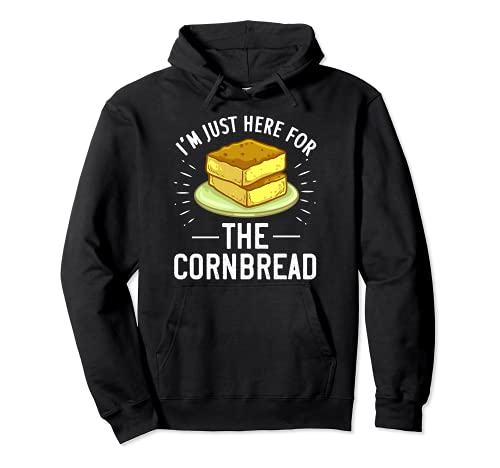 Regalo divertido de pan de maíz sin gluten Sudadera con Capucha
