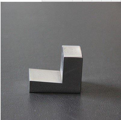 Piano tuning tool gebruikt voor het meten van de diepte van de piano witte toetsen roestvrij staal/gewicht 150g