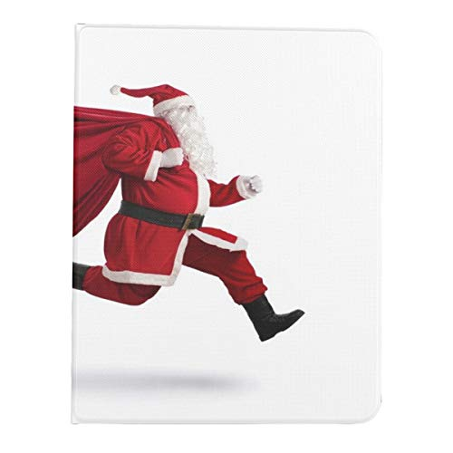 Case For Ipad Pro 11' 2020/2018 With Pencil Holder,smart Lightweight Soft Tpu Back Premium Protective Case Cover With Auto Sleep/wake Feature,Santa Claus On Run Delivery Christmas