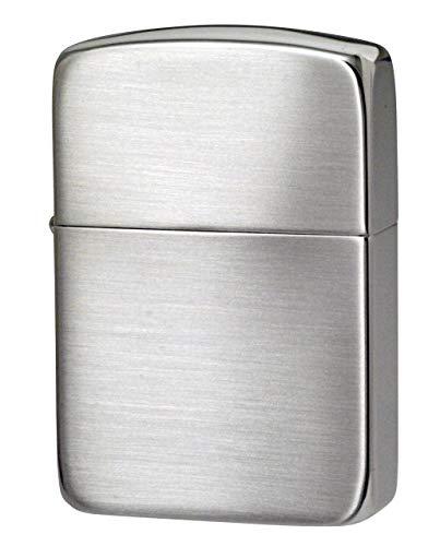 【ZIPPO】 ジッポーライター オイル ライター 1941レプリカ シルバー100ミクロン サテーナ 41REPLICA サテン zippo
