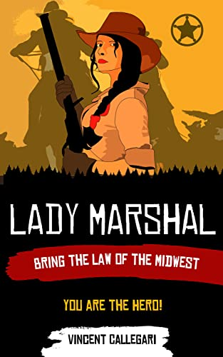 Lady Marshal: You are the Hero (English Edition)