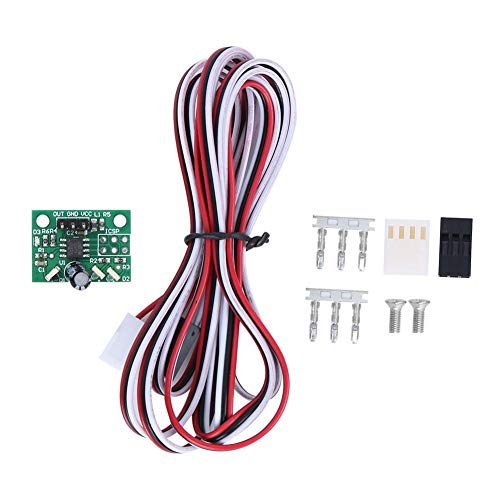 Mini Differential Height Sensor IR V1.2 for BLV 3D Printer Automatic Leveling Duo WiFi Duet Cable Screw Terminal 3D Printer Parts Rectronic Printers