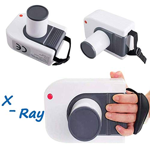 Global Mobile Portable Wireless Digital X-R-a-y Film Imaging Handheld Imaging Machine Unit 30KHz LK-C27 (Black)
