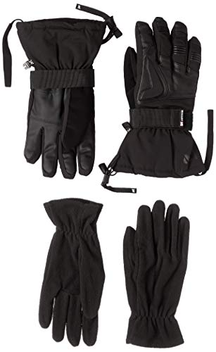 MILLET Herren Handschuhe Long 3 in 1 Dryedge Glove, Black - Noir, XS, MIV8115