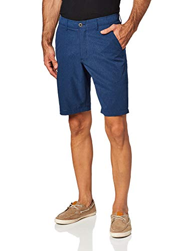 Under Armour Men's Match Play Vented Shorts, Academy (408)/Academy, 34
