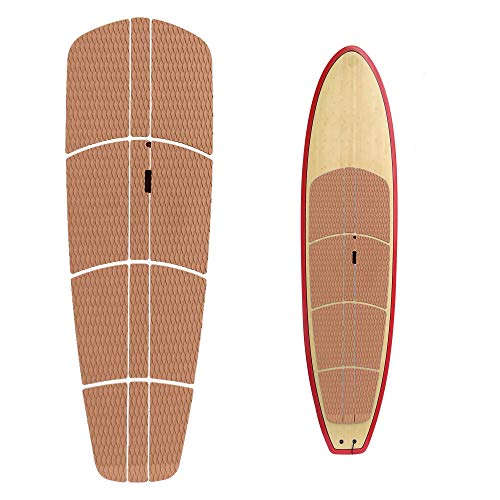 ABAHUB 12 Piece Surf SUP Deck Traction Pad