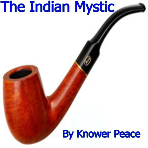 The Indian Mystic audiobook cover art