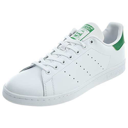 Adidas Stan Smith, Zapatillas de Deporte Unisex Adulto, Blanco Running White FTW Running White Fairway, 41 1/3 EU