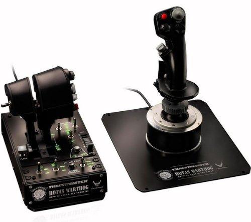THRUSTMASTER Joystick Hotas Warthog + Prolunga USB tipo A maschio / femmina - 2 metri - MC922AMF-2M