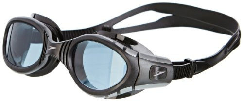 Speedo Futura Biofuse Goggles Black/Smoke 2018 zwembril