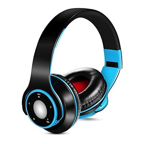 Yangmanini Auriculares estéreo inalámbricos SG-8 Bluetooth 4.0 + EDR Headp