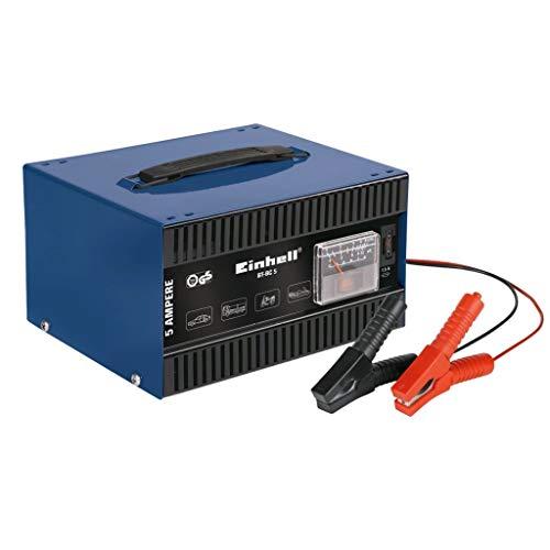 Einhell BT-BC 5 - Cargador de batería (50 Hz, 230...
