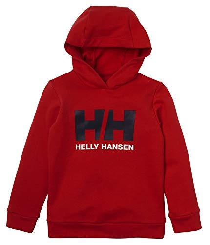 Helly Hansen Logo Hoodie-40462 Hoodie, mehrfarbig, 2