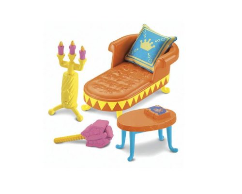 Fisher-Price Living Room Playset - Dora the Explorer Magical Castle