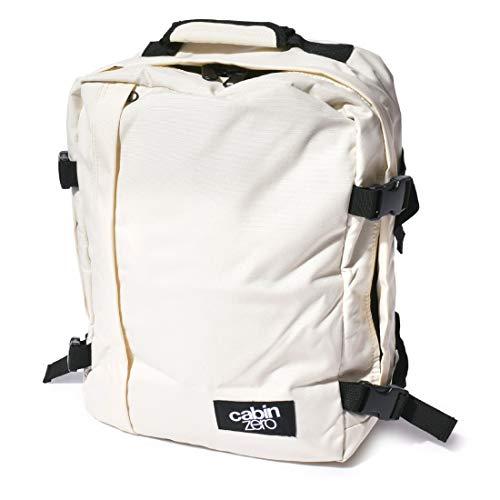 (キャビンゼロ)CABINZERO バックパック ミニスタイル 28L カバン かばん 鞄 07.キャビンホワイト [並行輸入品]