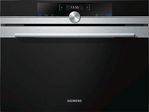 Siemens CF634AGS1 iQ700 Mikrowelle / 900 W / 36 L/TFT- Display