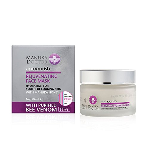 Manuka Doctor Apinourish Rejuvenating Bee Venom Face Mask 50g