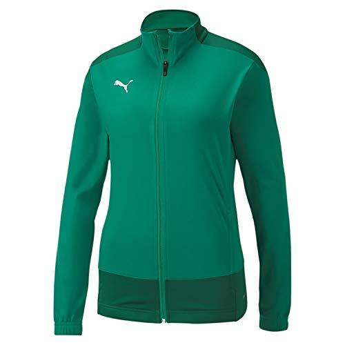 PUMA Teamgoal 23 Training Jacket W Chaqueta De Entrenamiento, Mujer, Pepper Green/Power Green, XL