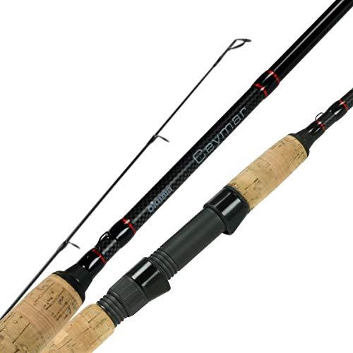 Okuma Ceymar Carbon Inshore 1 Piece Fishing Rod- CMR-S-701M