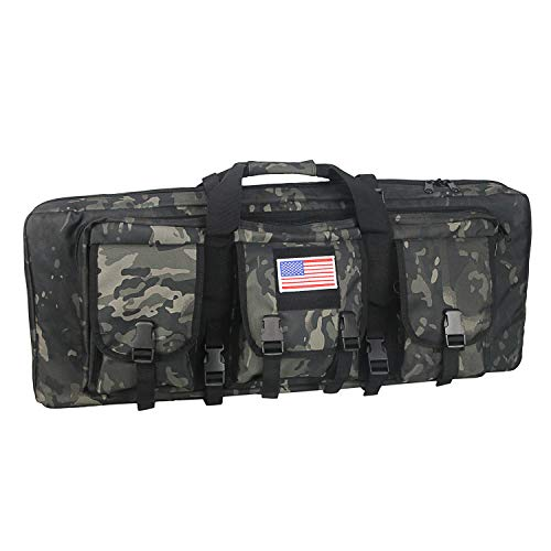 Lovely People 32 Inch Double Rifle Bag Outdoor Tactical...