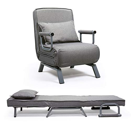 JAXPETY Sofa Bed Folding Arm Chair review