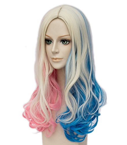 - Blaue Haare Halloween Kostüme