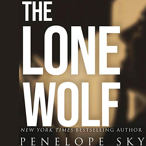 The Lone Wolf audiobook cover art