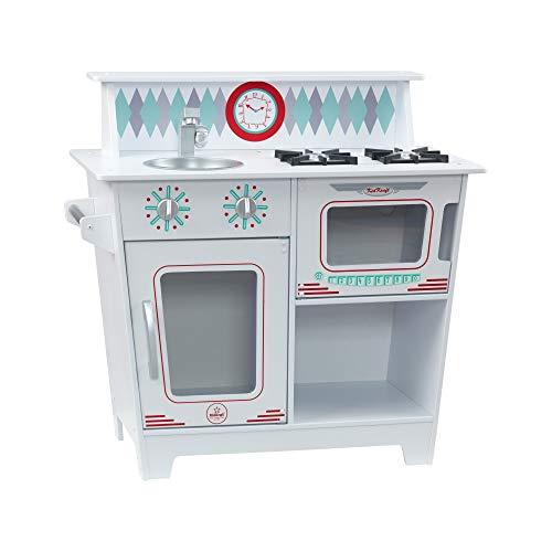 Kidkraft - Petite Cuisine Classique Blanche