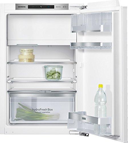 Siemens KI22LAF40 iQ500 Kühlschrank / A+++ / 87.4 cm Höhe / 98 kWh/Jahr / 124 Liter Kühlteil / HydroFresh Box mit Feuchteregulierung / Schleppschanier