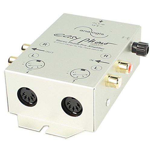 Phono-voorversterker easy Phono analoge